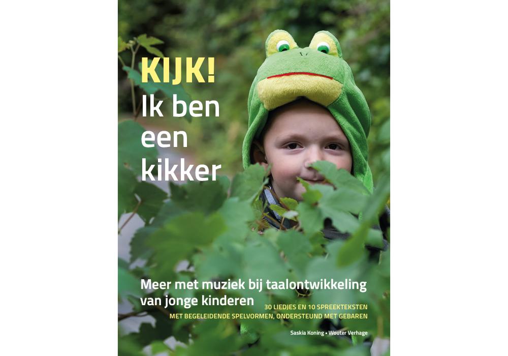Ceciel Grafisch Ontwerp_boekje Kijk ik ben een Kikker