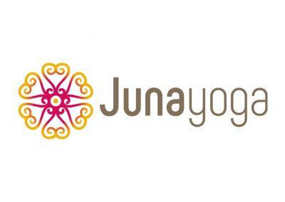 Huisstijl Juna Yoga