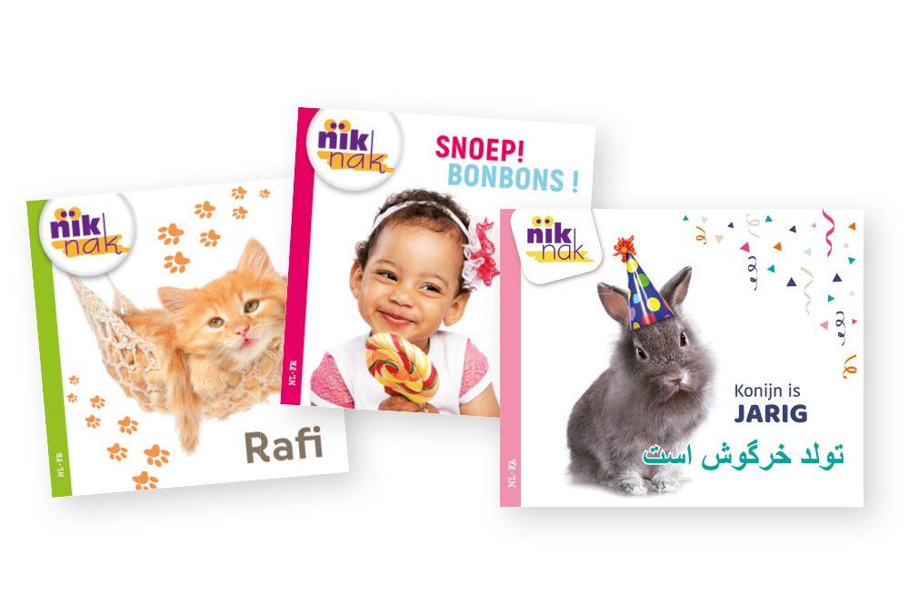 Tweetalige kinderboekjes